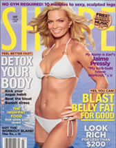 Shape Magazine Featuring Dr. Levine