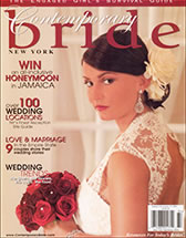 Contemporary Bride Featuring Dr. Levine